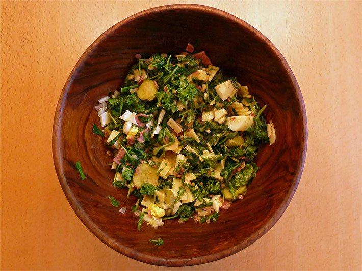 salate salat sorten kochsalate und rohsalate. Black Bedroom Furniture Sets. Home Design Ideas